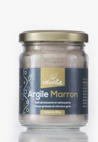Argile marron, Ghassoul